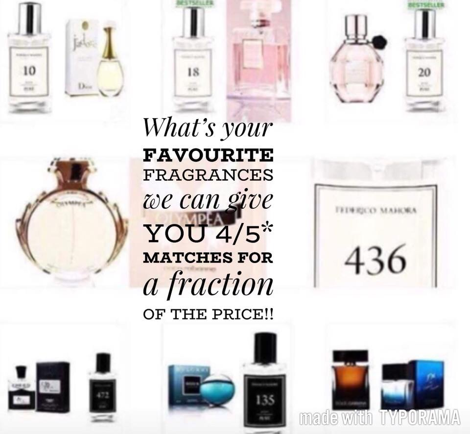 Perfume& aftershave
