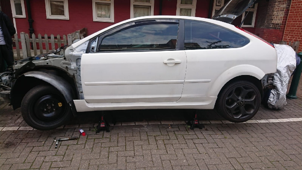 Ford focus mk2 1.6 breaking
