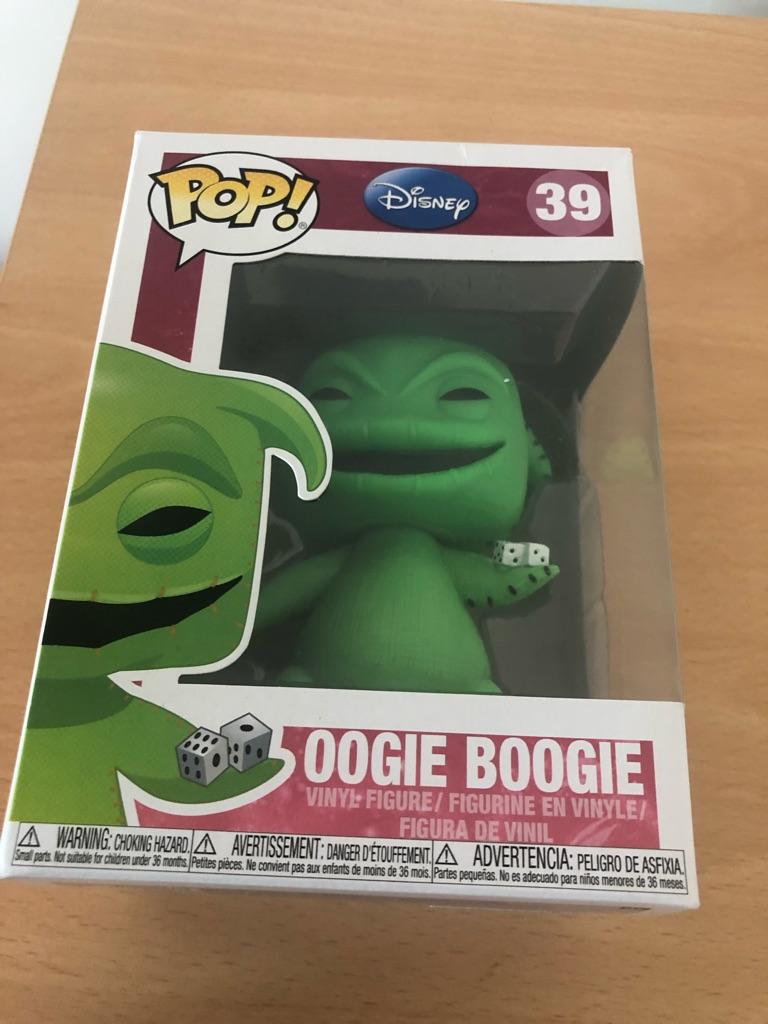Oogie Boogie POP Vinyl Figure