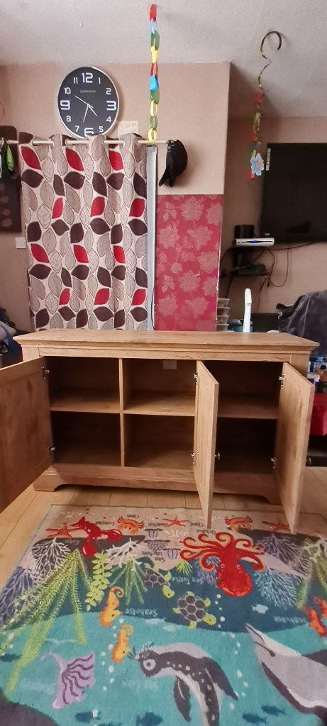 New 55 inches wide unit £225
