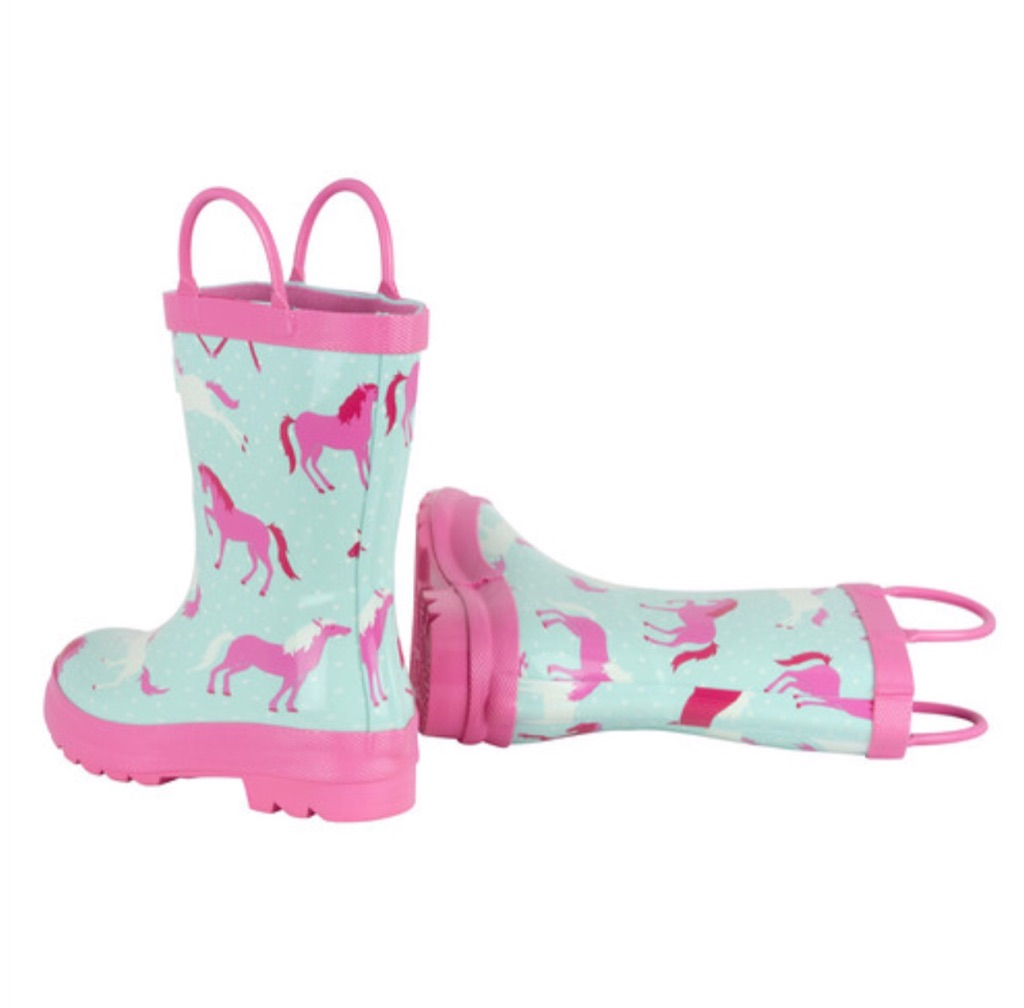 Hayley wellies infant size 4