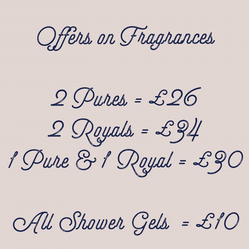 Designer scents at discounted prices