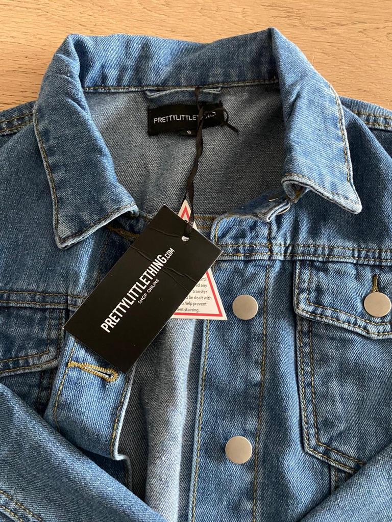 Women's PLT Denim Jacket