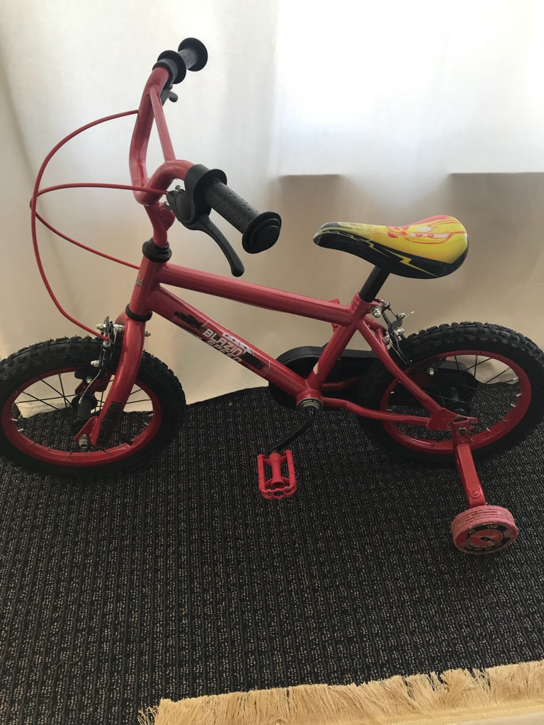 Maqueen bicycle