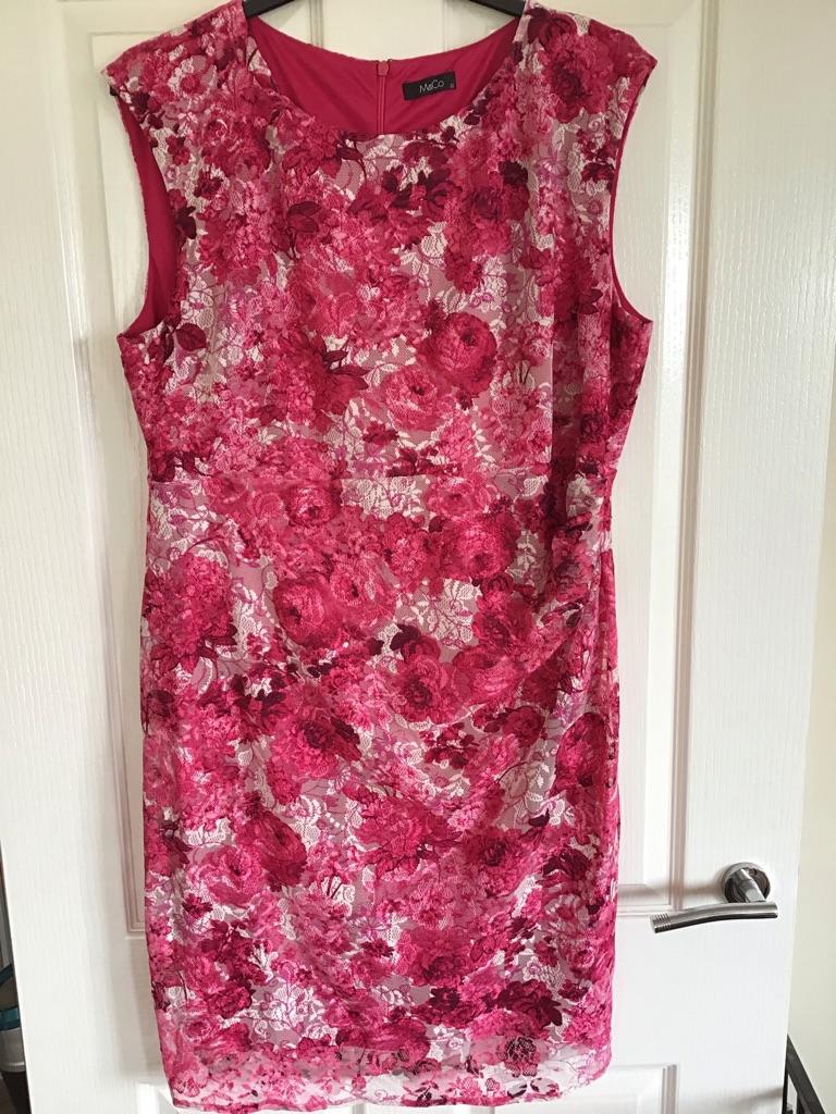 M&Co Dress Size 22