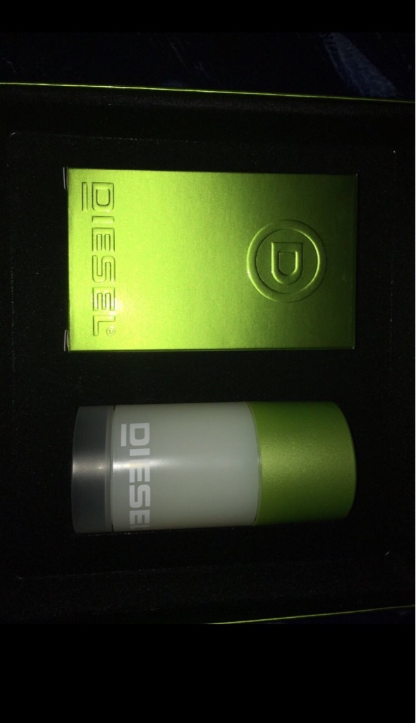 Diesel perfume set men's