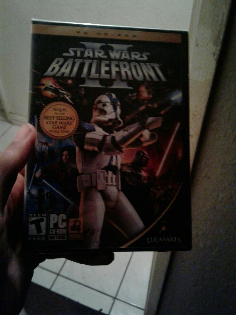 Star wars battle front CP not open