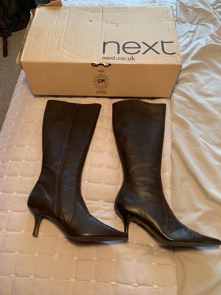 Next Ladies Boots Size 6