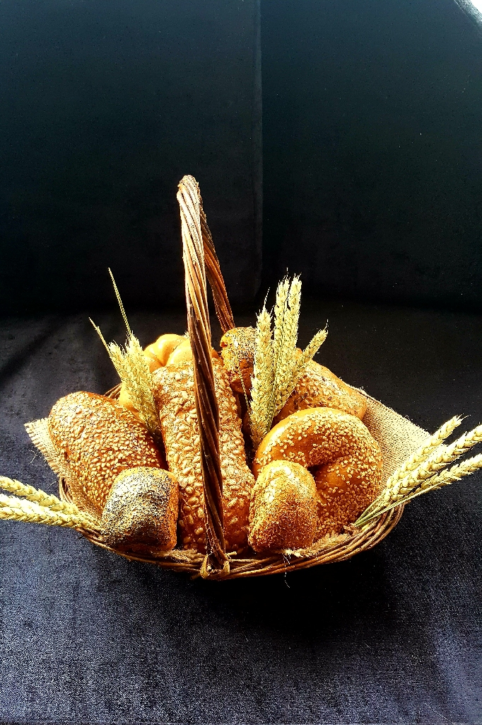 Bread Display's (ideal for Bakeries & Cafe's)