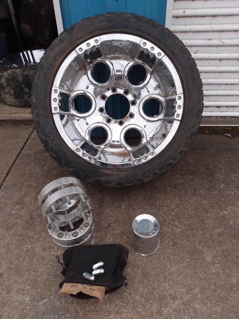 Wheels - 24's