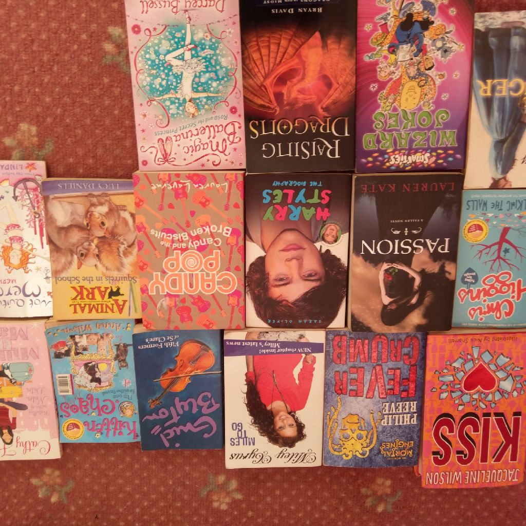 Childrens books for sale!