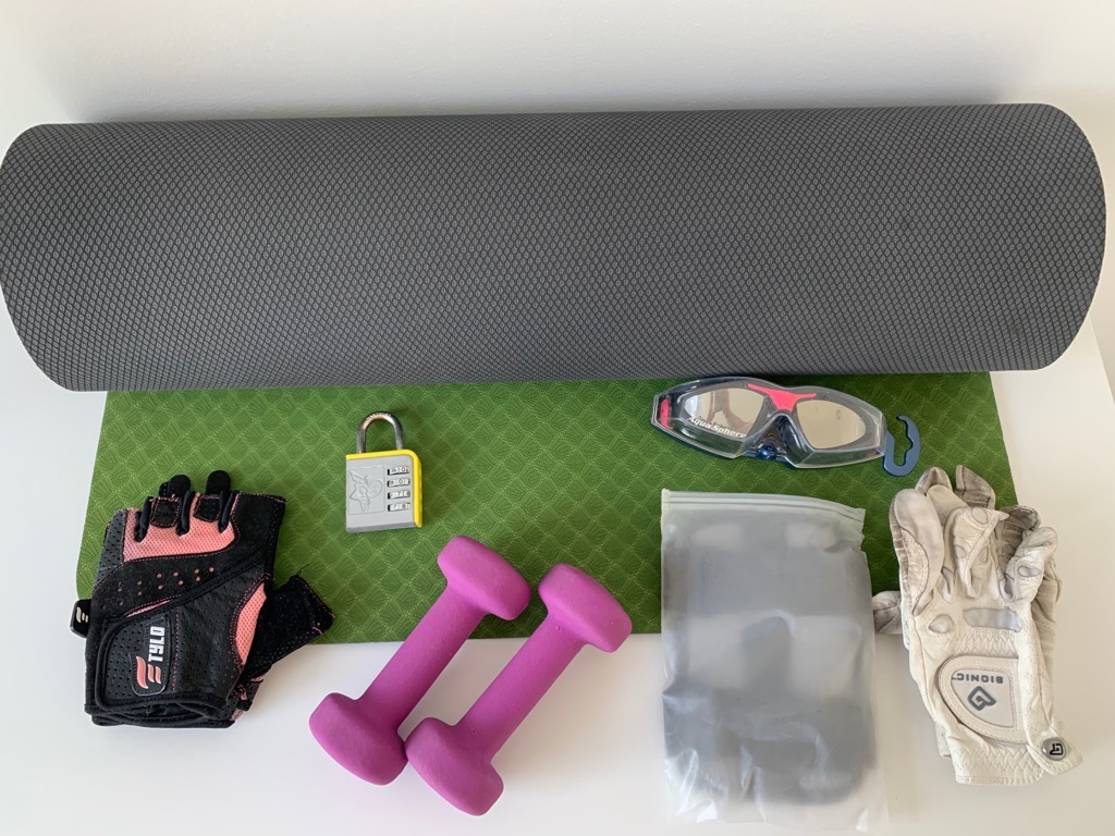 Sports Equipment Bundle