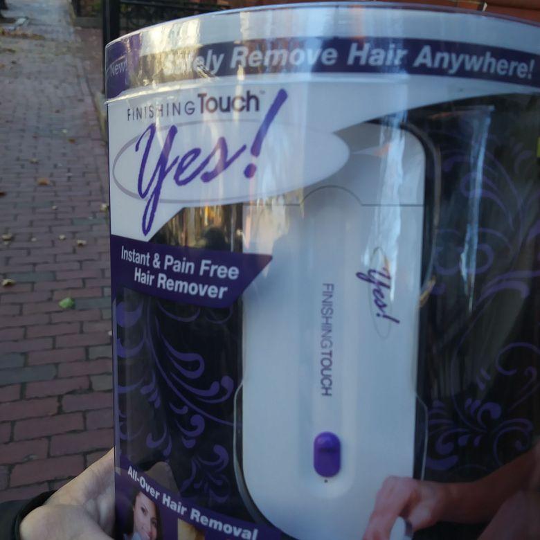 Women's shaver