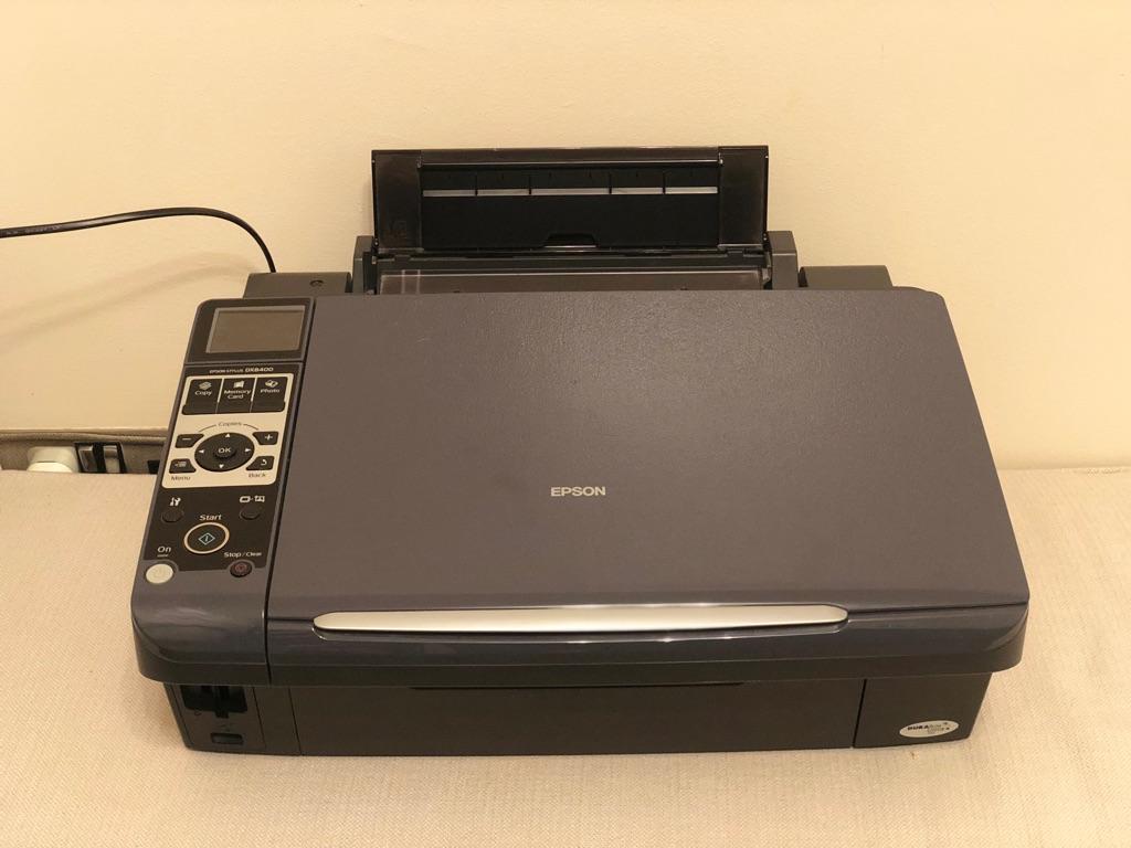 Epson stylus DX8400