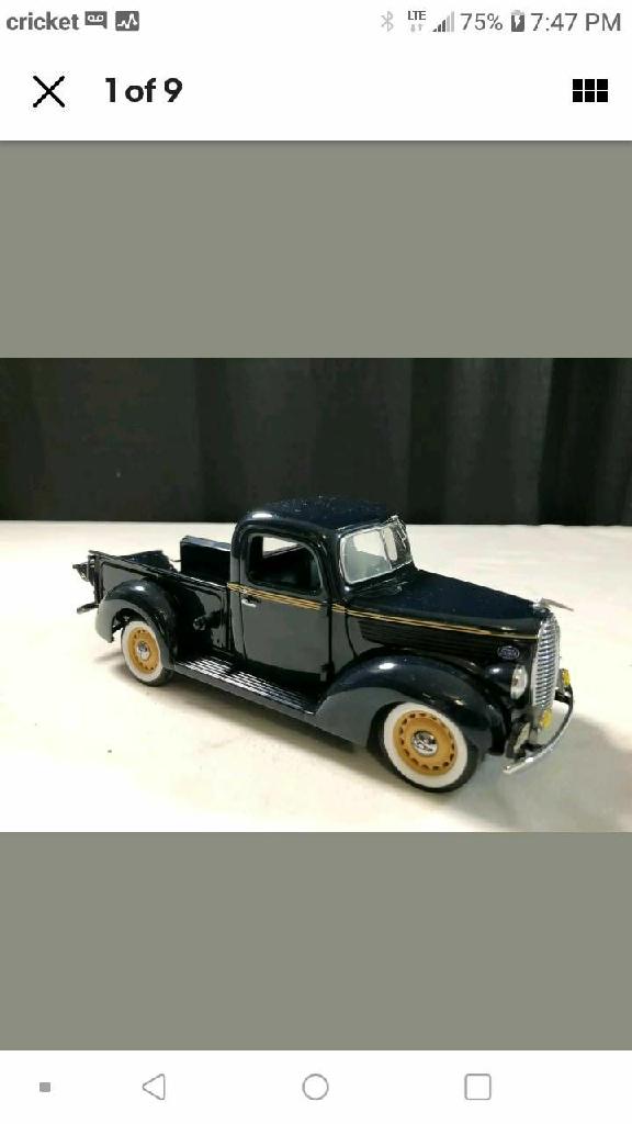 Danbury Mint 1938 Ford