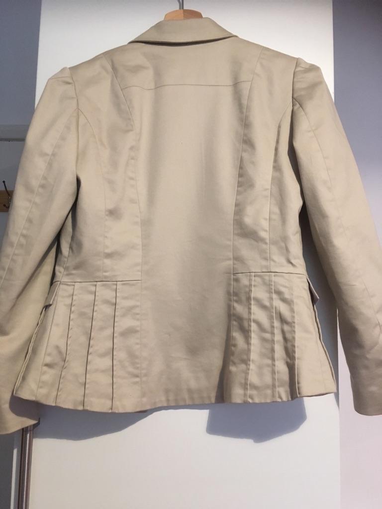 Beige H&M blazer EUR size 38