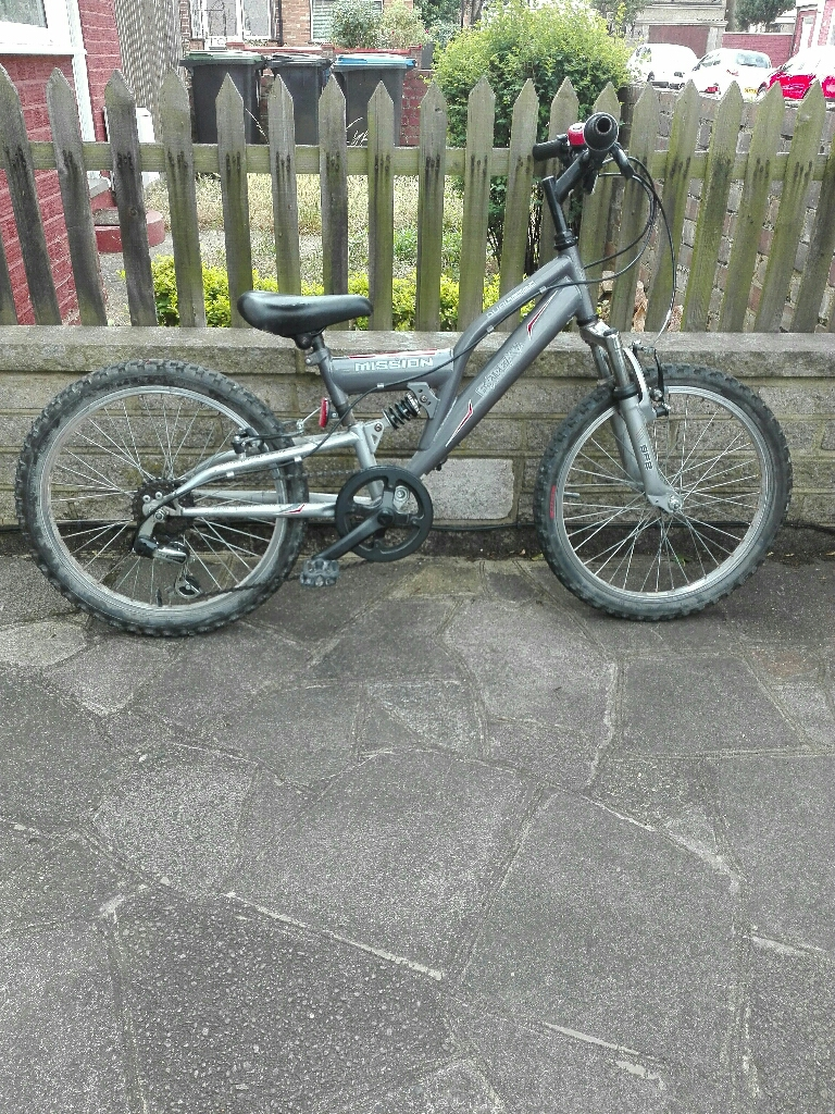 "Raleigh 20"" kids bike twist grip shifter 6 speed"
