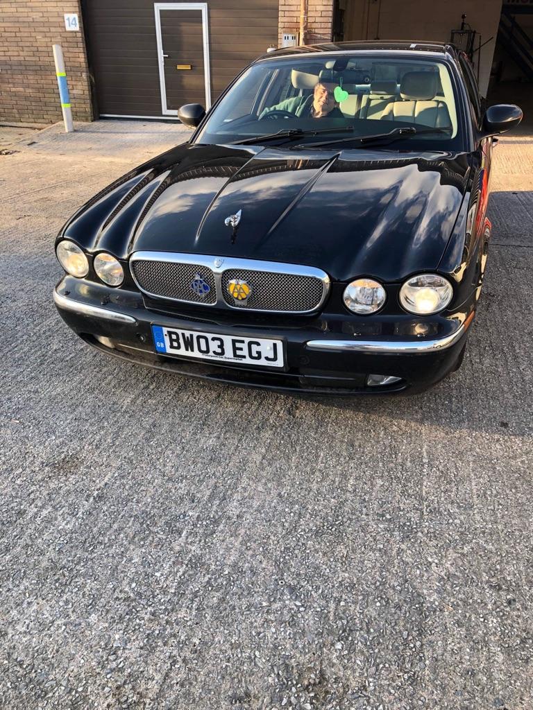 Jaguar xj6 x350