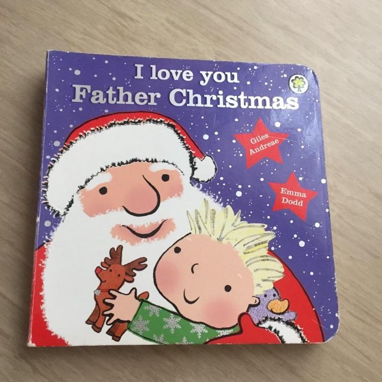 I love you Father Christmas