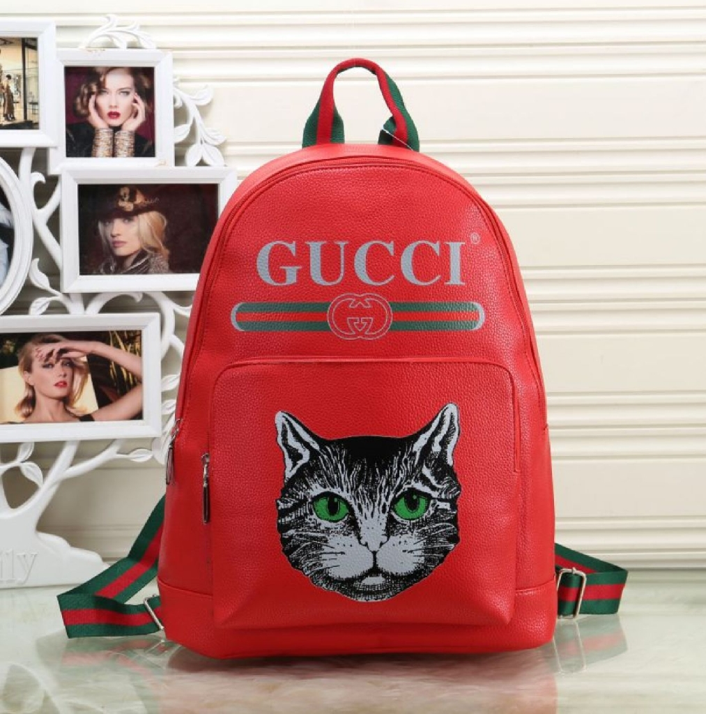 Novelty Backpack Red