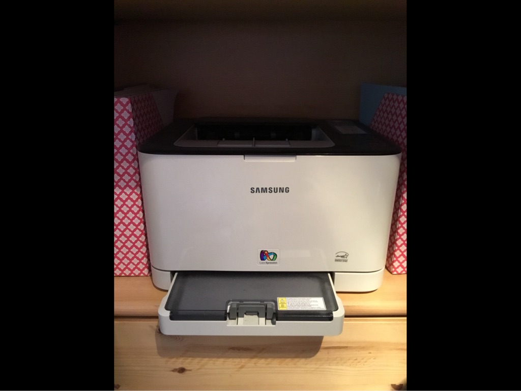Samsung CLP-320 colour laser printer