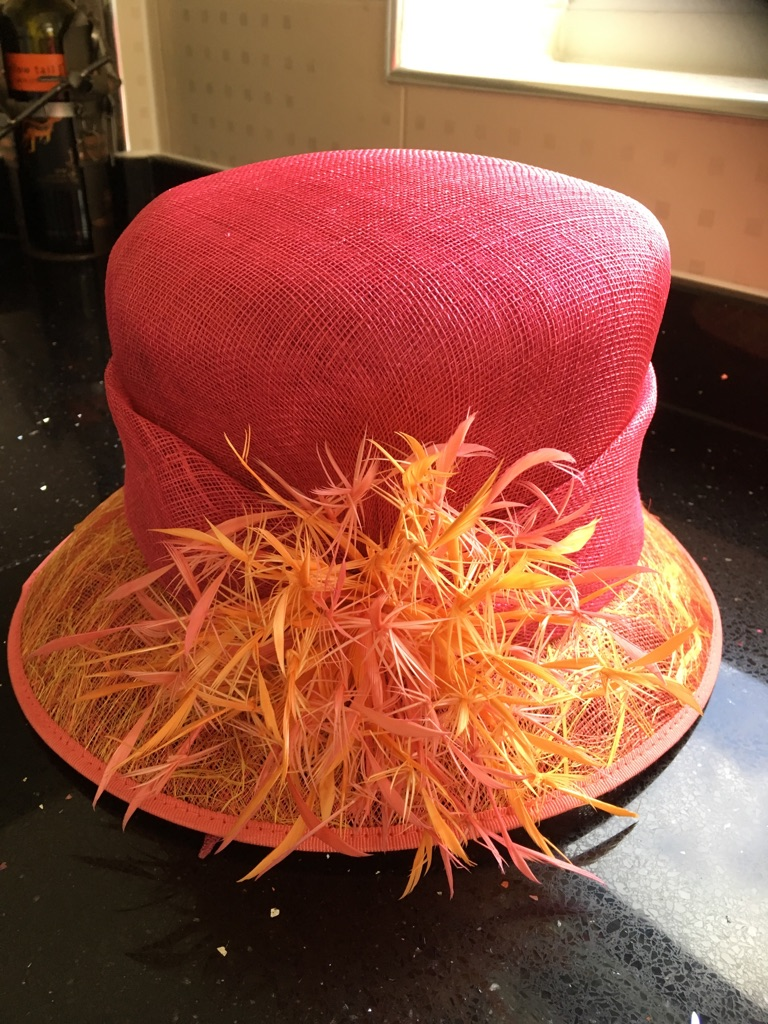 Ladies occasional hat