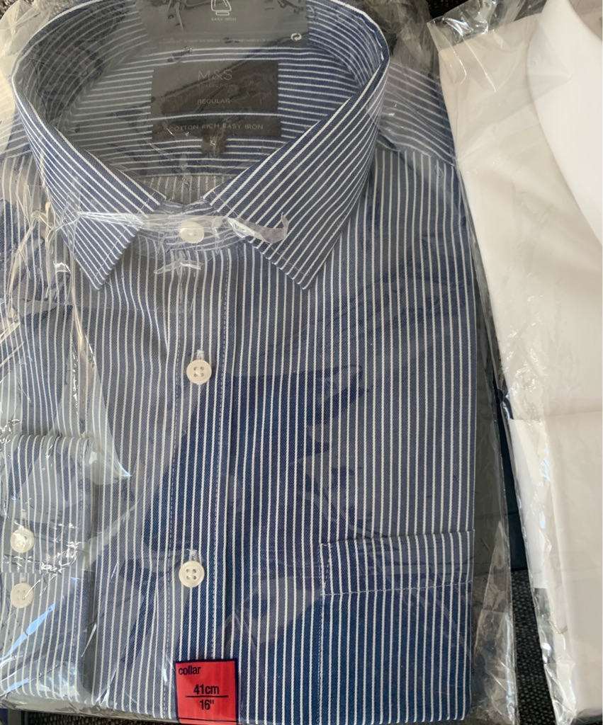 M&S Brand New Shirt