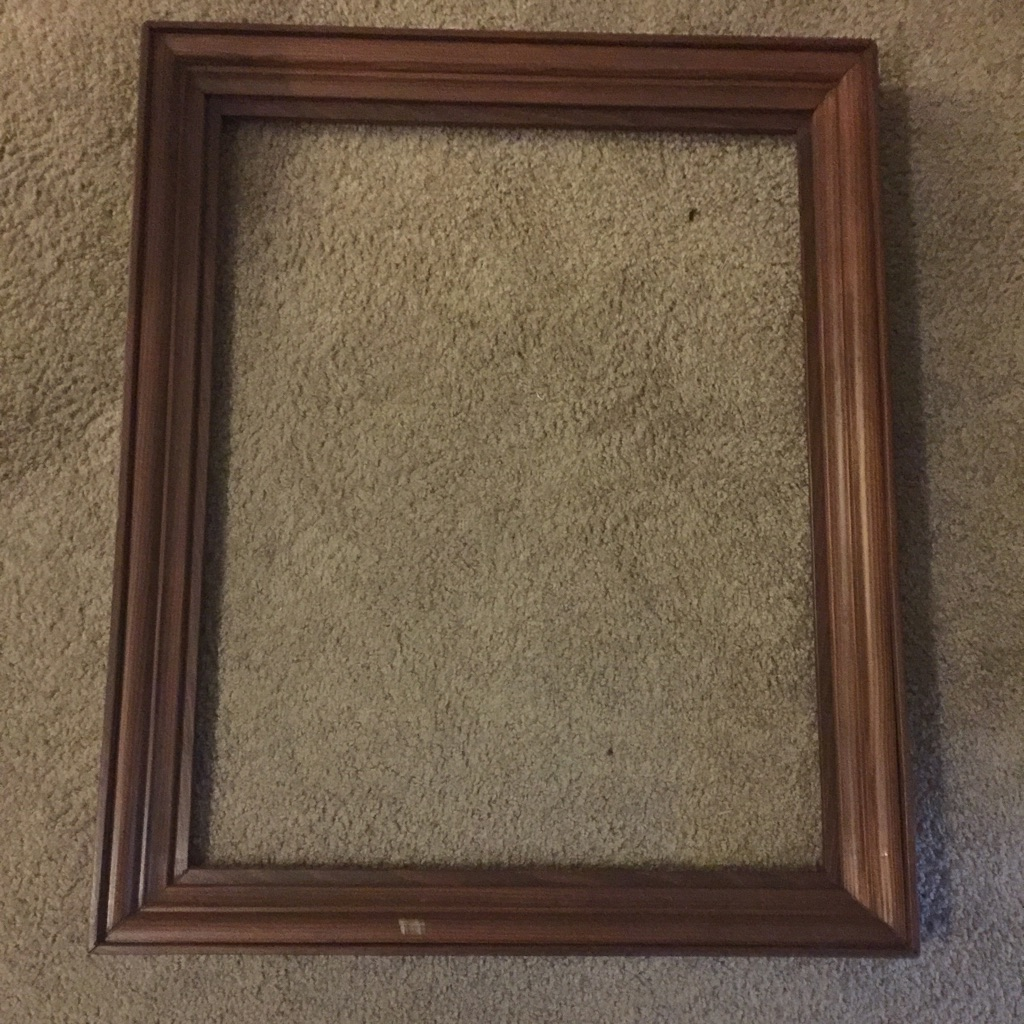 Wooden frame 24x30