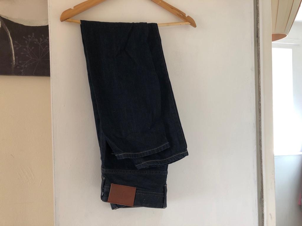 """Jasper conran jeans size 32"""" s straight"""