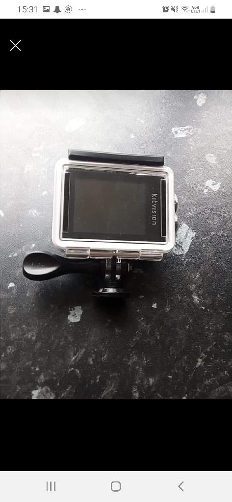 Kitvision escape Go pro water proof cam.