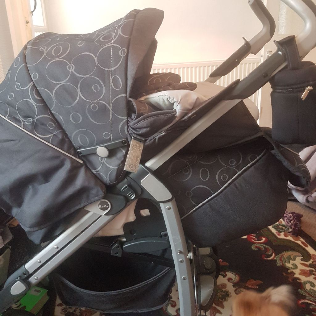 Silver cross pram from birth up