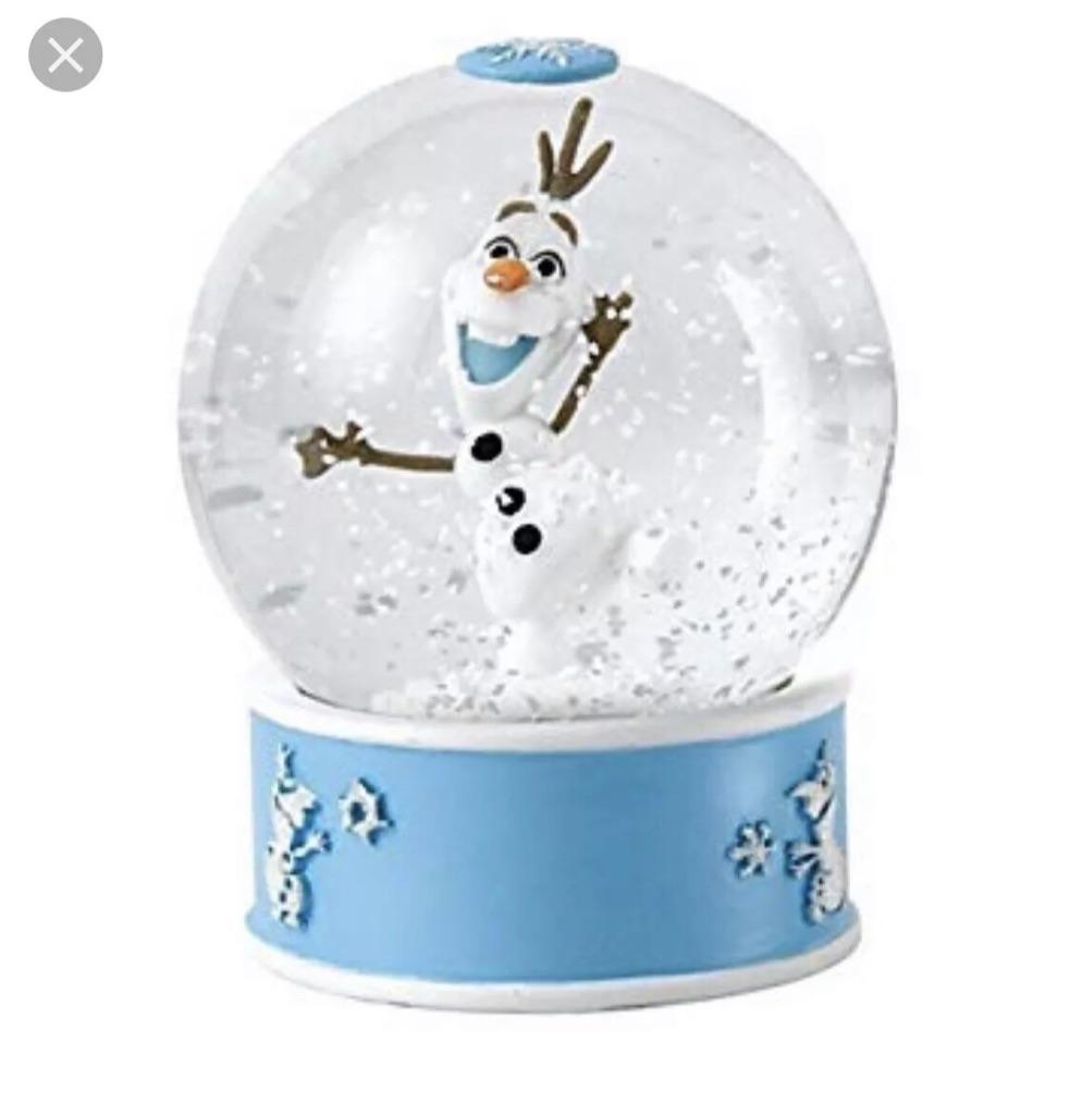 Disney snowglobes