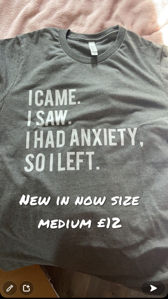 New stock in T-shirt be kind be happy & more