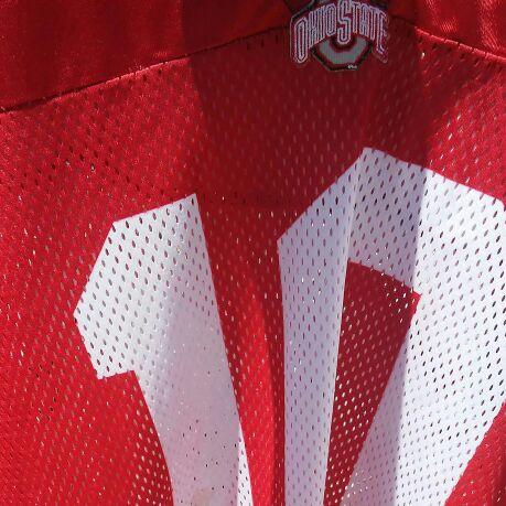 A foot ball jersey