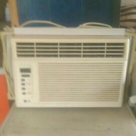 Lg 8000btu air conditioner