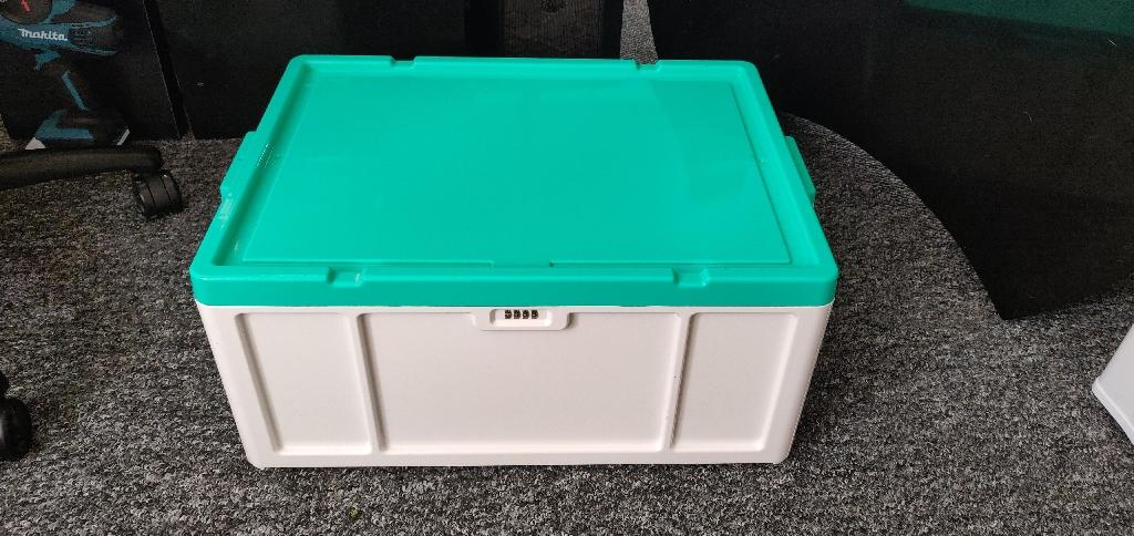 Lockable Storage Box