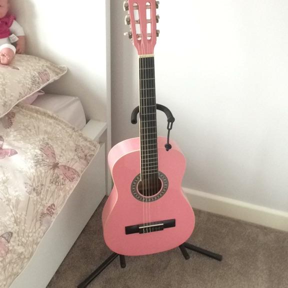 Handmade Stags Classical Guitar