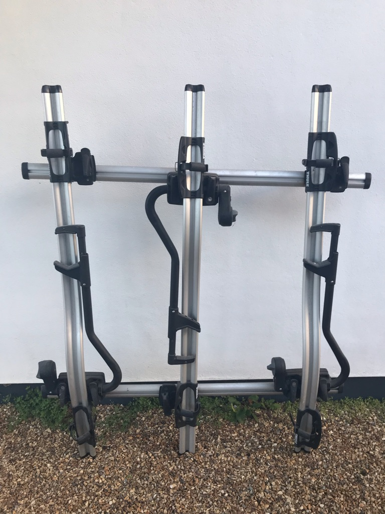 Thule 3 bike car roof rack