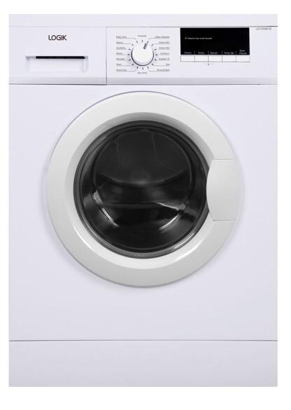 Basically new washing machine