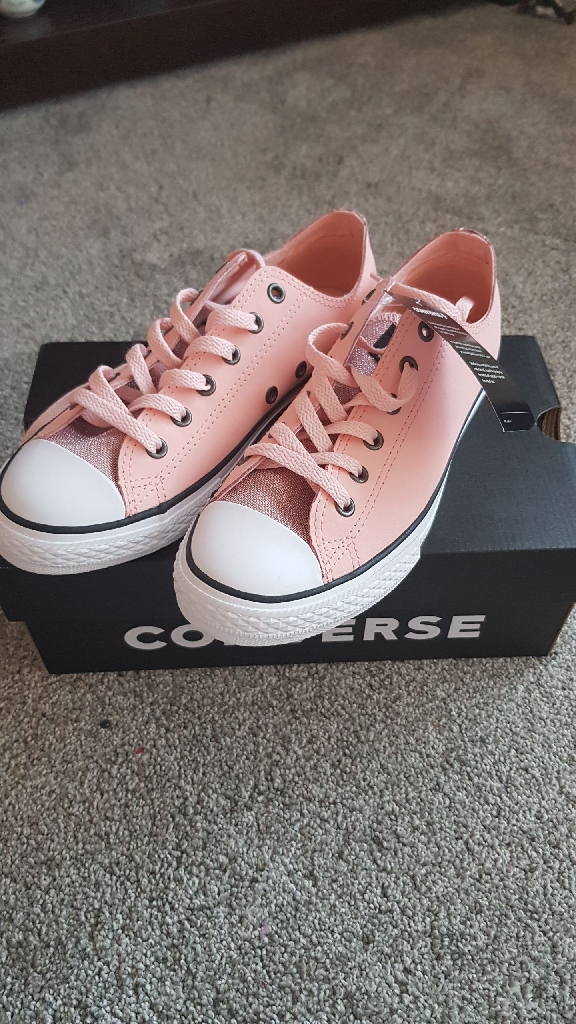 Women's Converse trainers