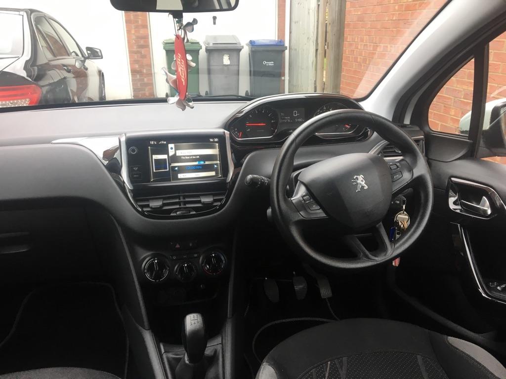 1.0ltr Peugeot 208
