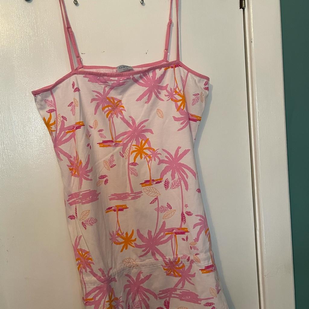 Ladies Oasis Summer Vest top size 12