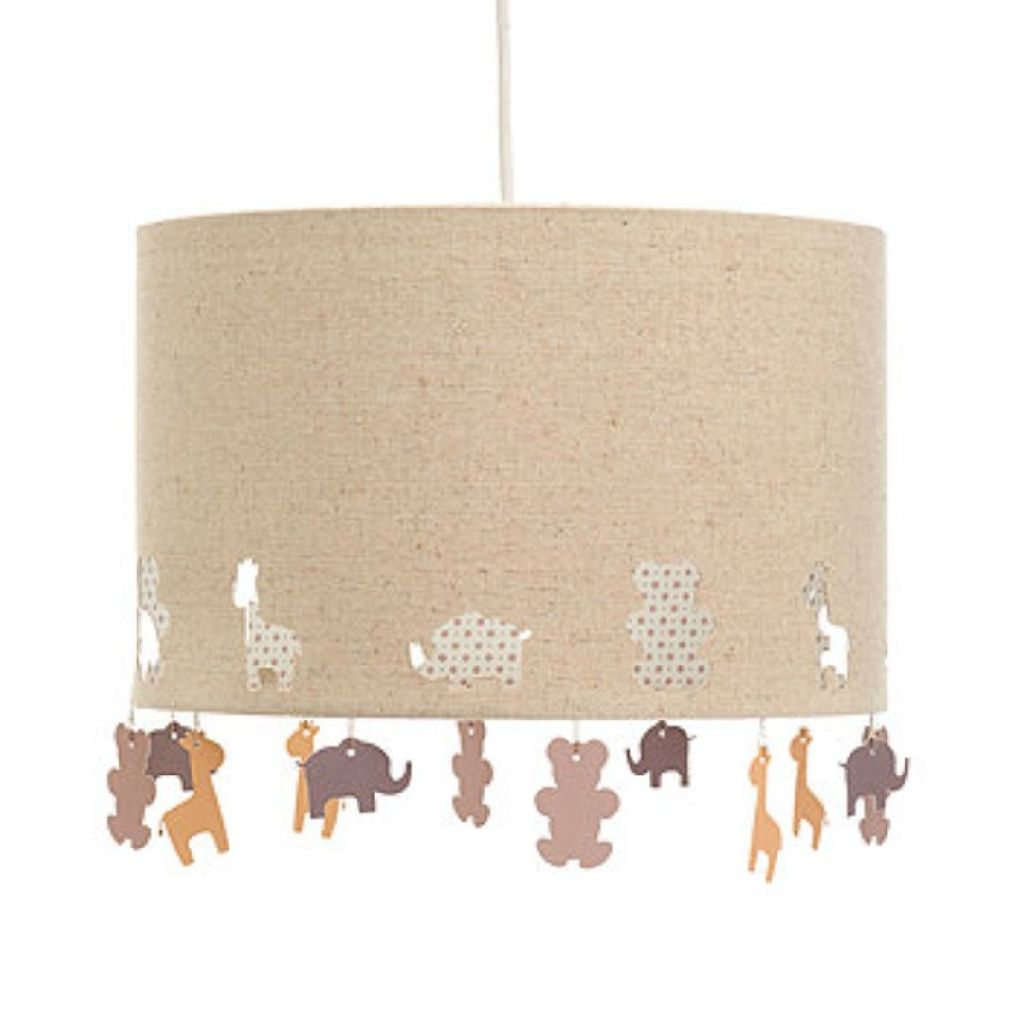 Mother care Teddy's toy box light shade