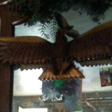 Handmade eagle