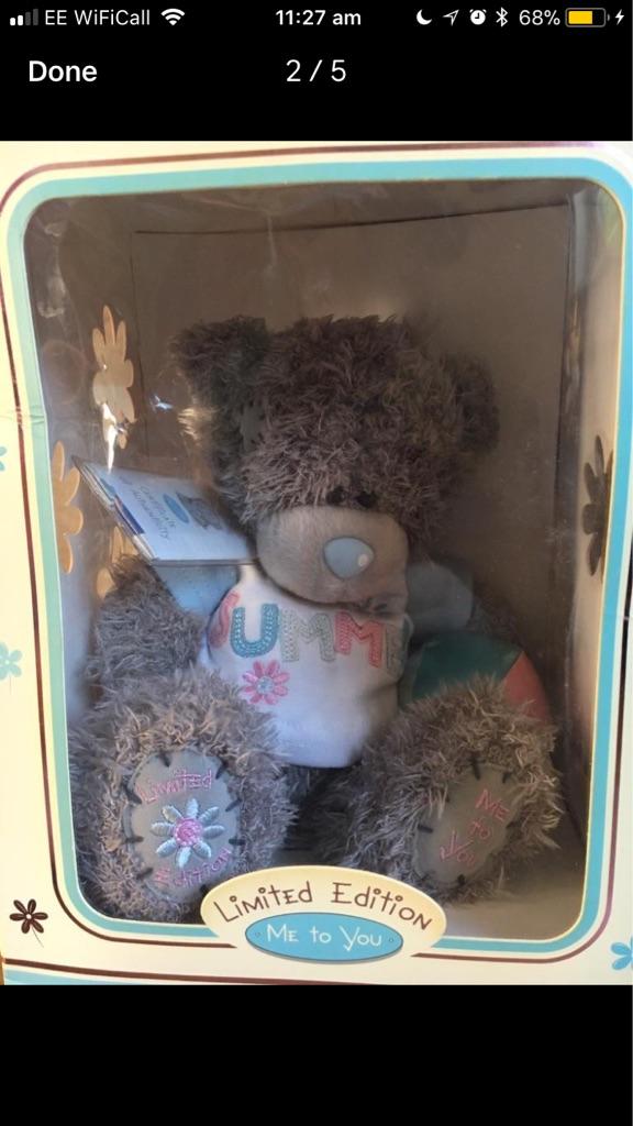 Me2You Bear Seasonal Collection