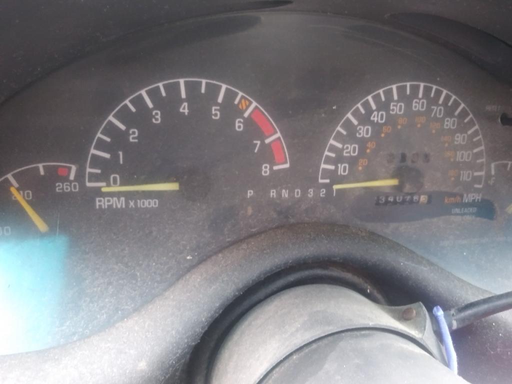 95 Pontiac Grand Prix se