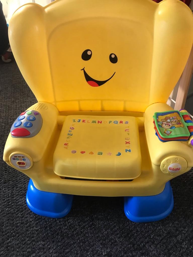 V -tech chair