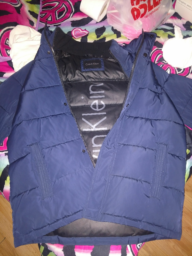 Men's Calvin Klein jacket