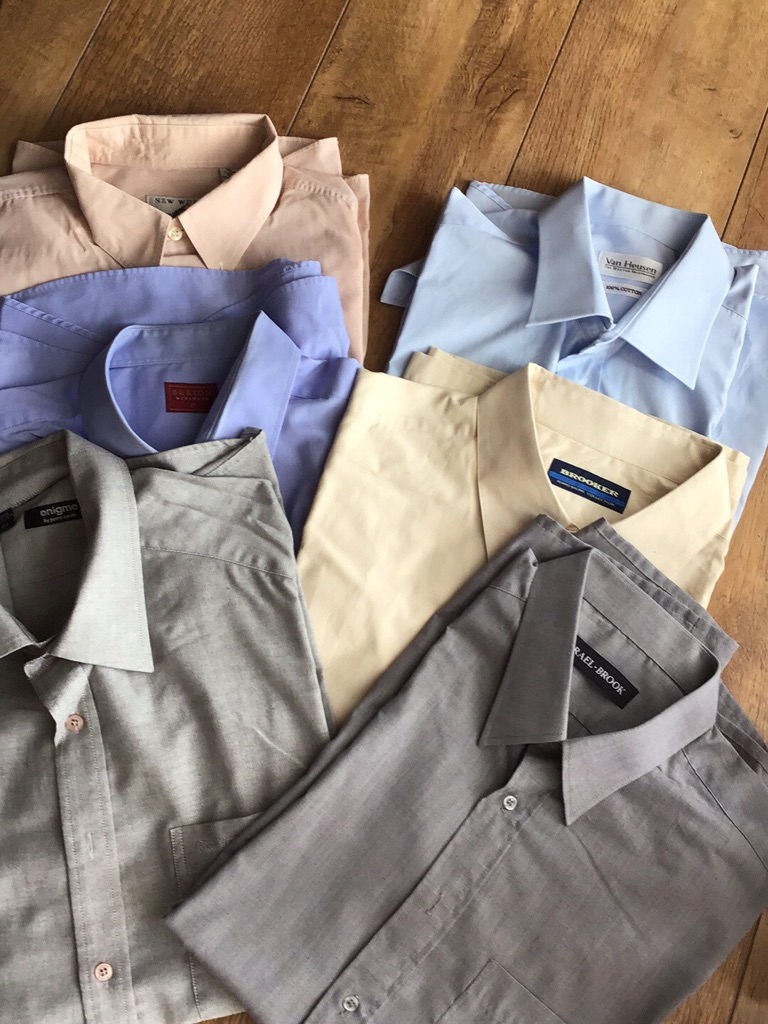 GENTS XL SHIRTS