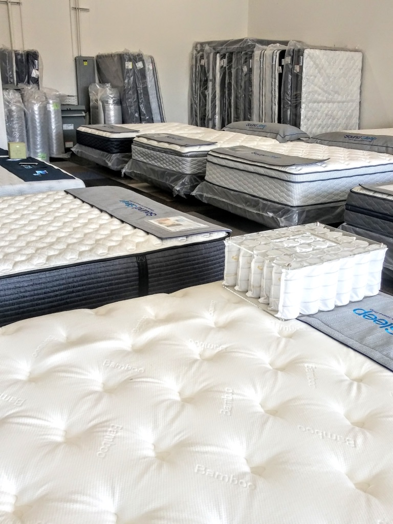Locally Made Mattresses